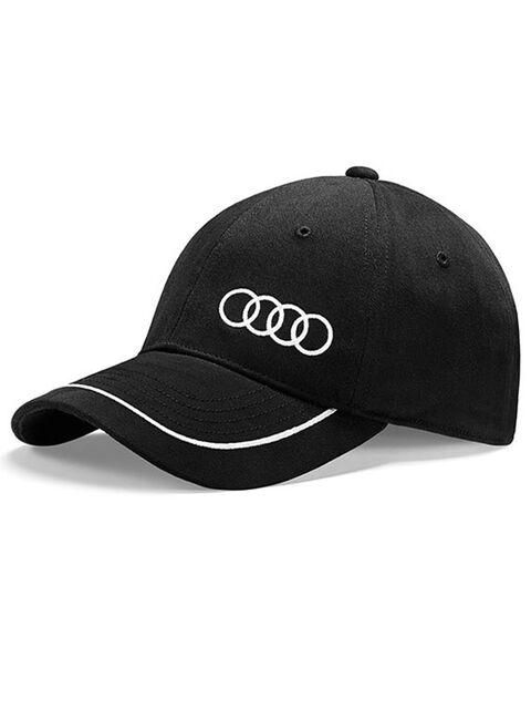 Gorro baseball negro   Textil y Bolsos   Lifestyle   Accesorios ... ec7cda7bb09