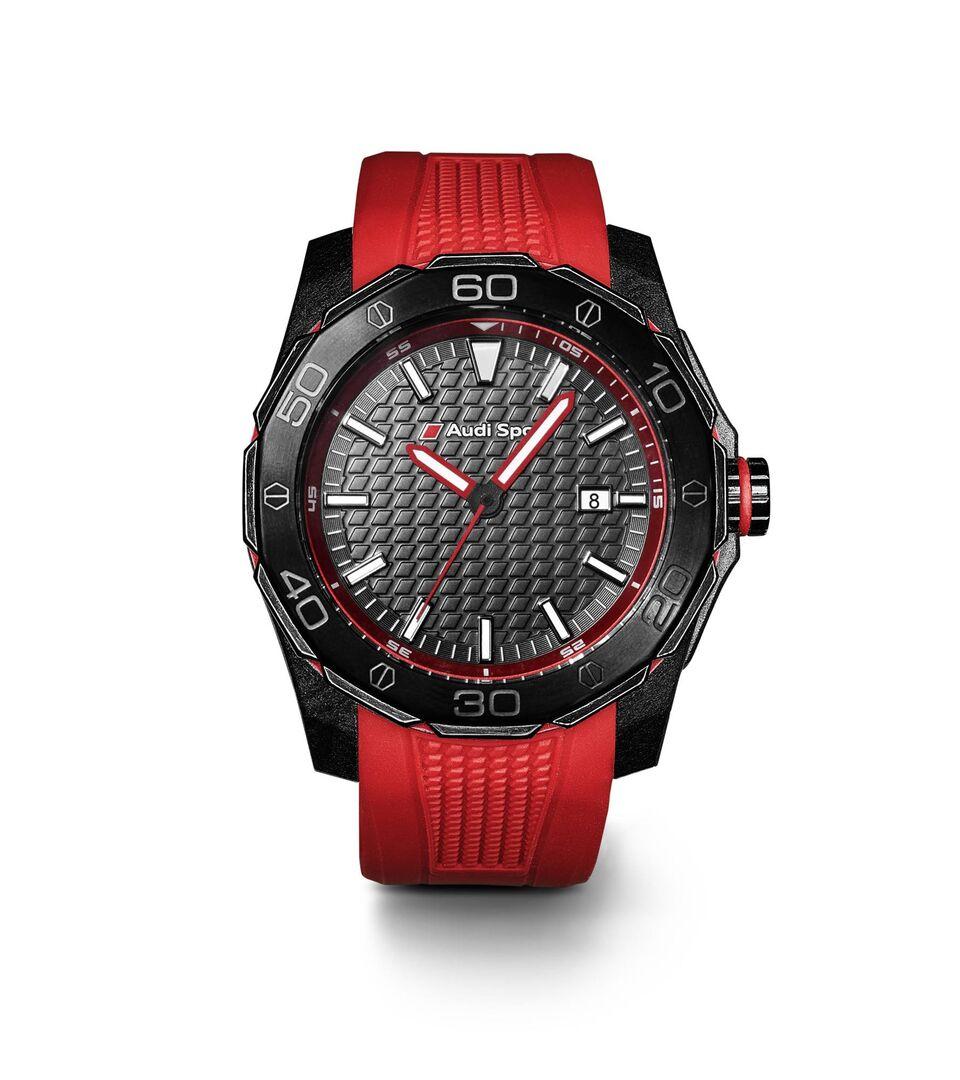 Reloj Sport Artículos Audi Varios Rojonegrogt; Lifestyle NnXZkOwP80